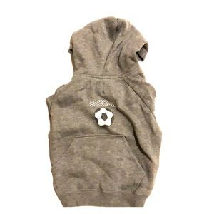 Casual hoodie for medium dogs
